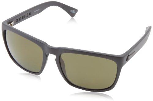 Electric unisex adult Knoxville Xl Sunglasses, Matte Black, 164 mm US