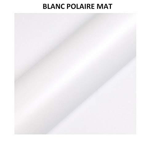 LAV RENOVAUTO Bandeau Pare Soleil Blanc Mat