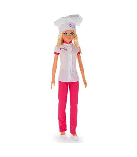 Falca Muñeca Jenny Chef - 105 cm.