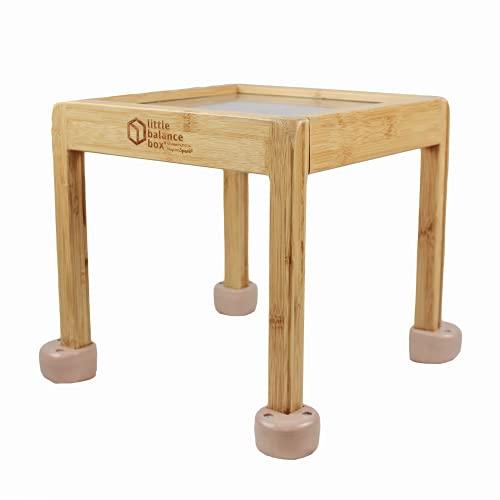 Little Balance Box 2-in-1: No Wheels Spring Feet, Girl Boy Best Baby...