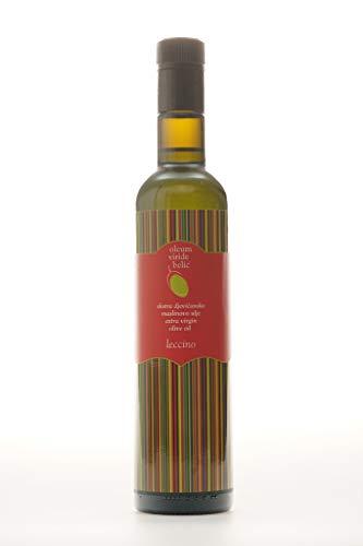 Olea BB - oleum viride belic - Leccino, natives Olivenöl Extra, handgeerntet und kaltgepresst, Istrien (Kroatien), 0,5 l