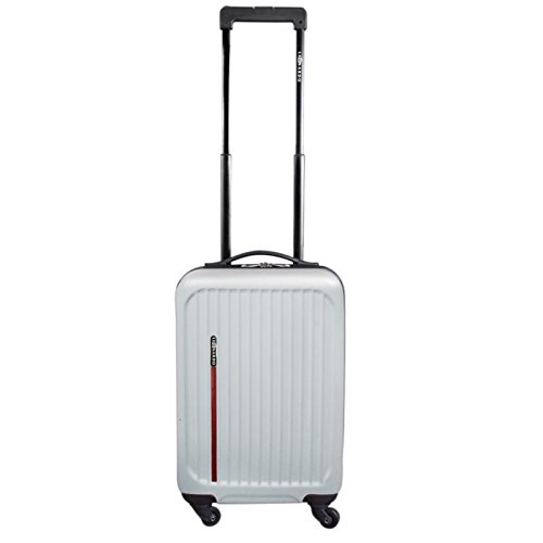 Premium Leonardo Koffer 31L Reisekoffer Handgepäck Trolley Hartschale Boardcase