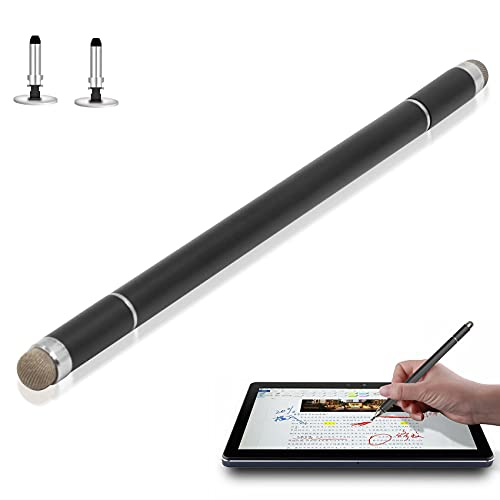 Horolas Penna per Tablet Stylus Penna, Touch Pennino Tablet Penna per iPad Tablet, Punta del Disco ad Alta sensibilità della Penna capacitiva per iPad,iPhone,Smartphone,Touchscreen e Tablet