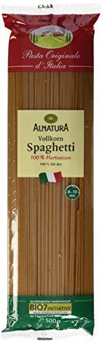 Alnatura Bio Vollkorn Spaghetti, 500g