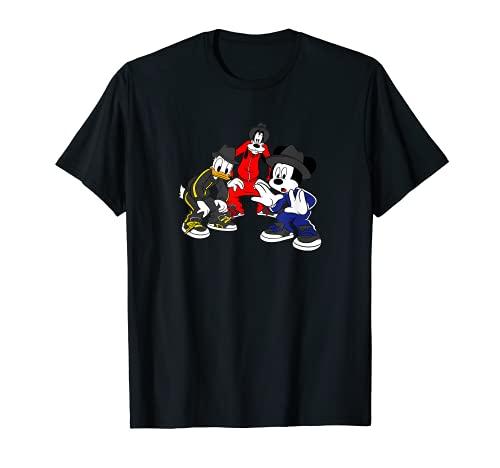 Disney Hip Hop Mickey and Friends T-Shirt