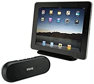 iDM12: iHome Rechargeable Portable Bluetooth Speaker System for iPad/iPhone/iPod