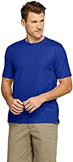 Lands' End Men's Short Sleeve Super-T