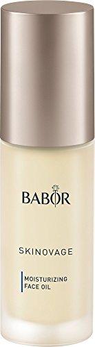 BABOR SKINOVAGE Moisturizing Face Oil, Gesichtspflegeöl für die trockene, lipidarme Haut, mit wertvollen Ölen, 1 x 30 ml