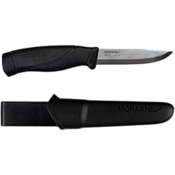 モーラ・ナイフ Morakniv Companion Heavy Duty Black (ステンレス)
