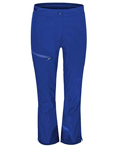 Ternua Trivor W Pantalón Impermeable, Mujer, Azul (Clematis), XL