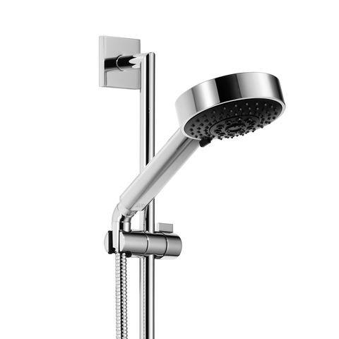 Dornbracht–Dusche Komplett-Set Symetrics Chrom 3x Handbrause 26403980–00