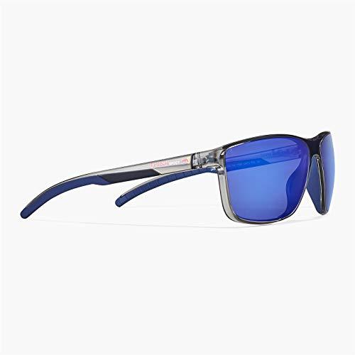 Red Bull Spect Drift Skibrille grau Einheitsgröße