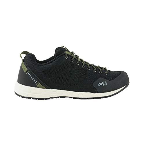 Millet Amuri Knit M Climbing Shoe Hombre, (Black Noir), 46 2/3 EU