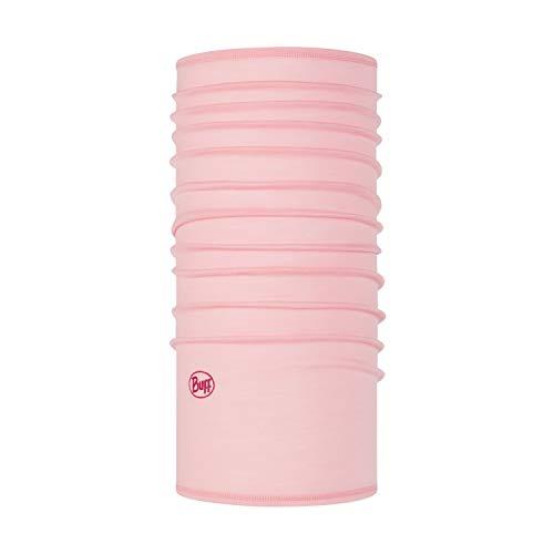 Buff Unisex-Adult 113010.539.10.00 Lightweight Merino Wool SOLIDLIGHT, Solid Light Pink, Einheitsgröße