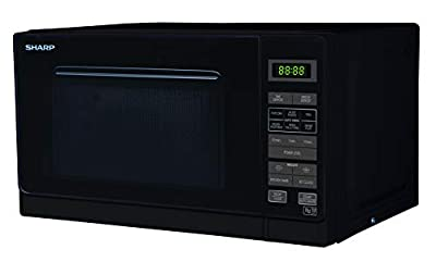 Sharp 20 Litre Solo Microwave by