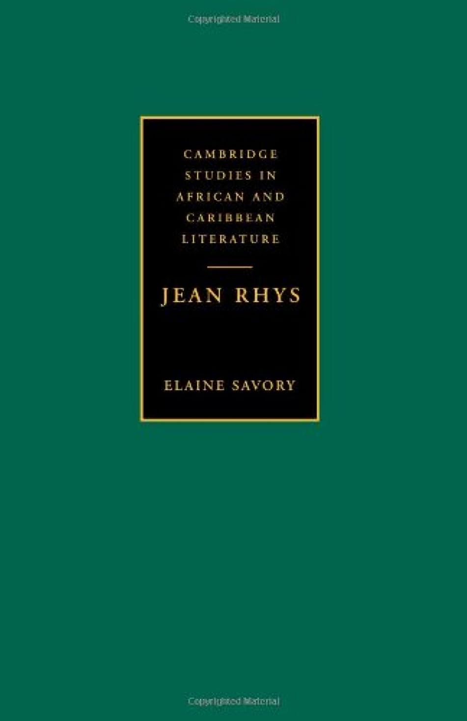 オークション薬用裏切り者Jean Rhys (Cambridge Studies in African and Caribbean Literature)