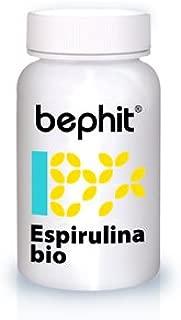 ESPIRULINA BIO BEPHIT - 180 comprimidos 500 mg: Amazon.es: Salud y cuidado personal