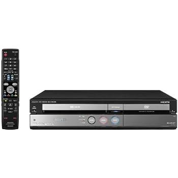 SHARP 250GB HDD搭載ビデオ一体型DVDレコーダー DV-ACV52
