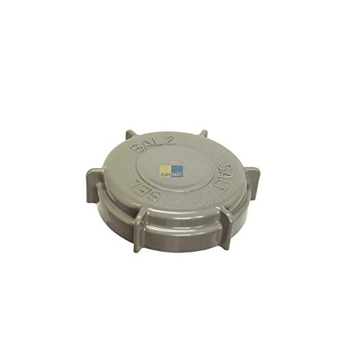 ORIGINAL Deckel Drehkappe Salz Verschluss Spülmaschine Bauknecht 481246279903