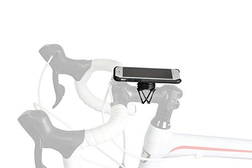 petit un compact ZEFAL Z CONSOLE iPhone 7 – Kit complet de support vélo / moto pour smartphone