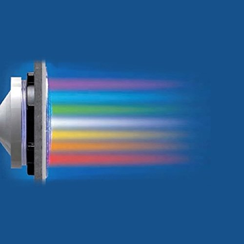 Color-Changing Hot Tub Spa Light - 18 LEDs - Vivid Colors - Multiple Effects