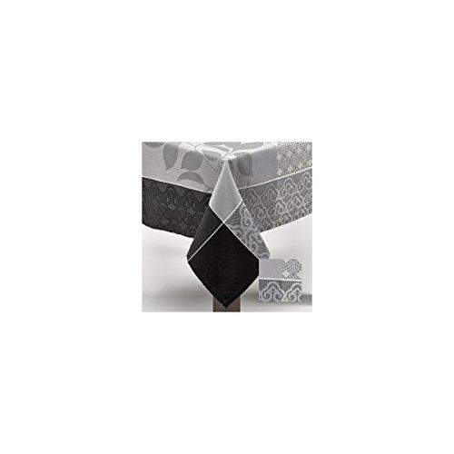Simla Nappe Jacquard 150x300 cm Grise