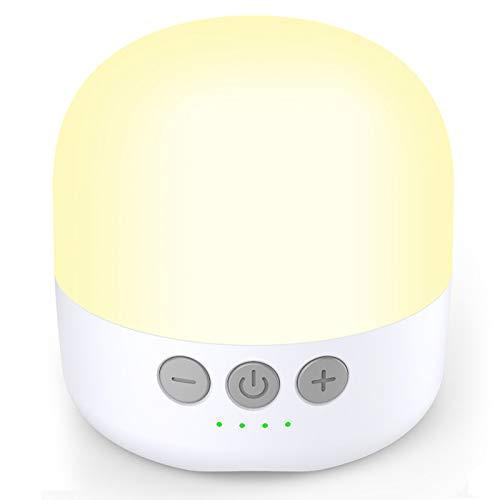 YFW Campinglampe LED Camping Laterne mit 5200mAh Aufladbar (Lichtzeit 255 Stunden), eingebauter starker Magnet & Stufenlos Dimmbar, 4 Lichtmodi campingleuchte für zum Wandern Angeln Home Power Cuts