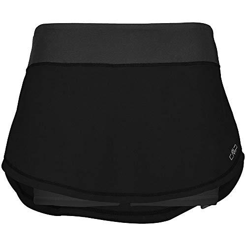 CMP - Pantalones para Mujer, Todo el año, Mujer, Color Negro, tamaño 38