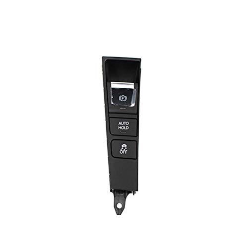 YINLONG Botón de freno de mano Auto Holder ESP Motor Start/Stop Switch para Passat B7 Passat CC 3AD927137A 3AD 927 137 B (color 3AD927137A)