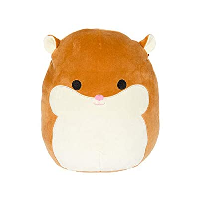 Squishmallows 19cm Super Soft Toy - Humphrey The Hamster from Innovation First