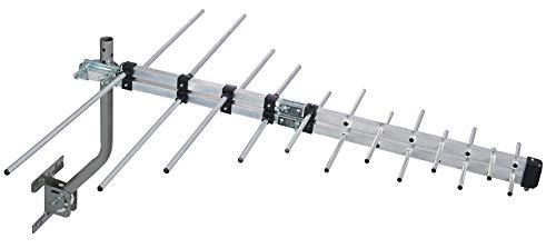 PBD Digital HD Yagi Antenna for Clear Reception, 4K/1080P/HD, with Mounting Pole, Long Range