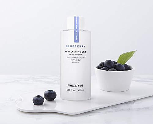[innisfree(イニスフリー)] Super food_ Blueberry rebalancing skin (150ml) スーパーフード_ブルーベリー...