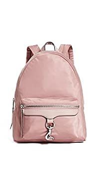 Rebecca Minkoff Women s Always On MAB Backpack Vintage Pink One Size