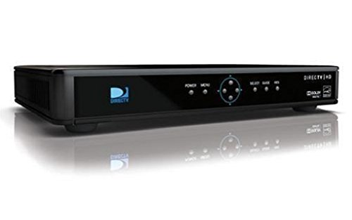 DIRECTV H25 High Definition MPEG-4 Satellite Receiver