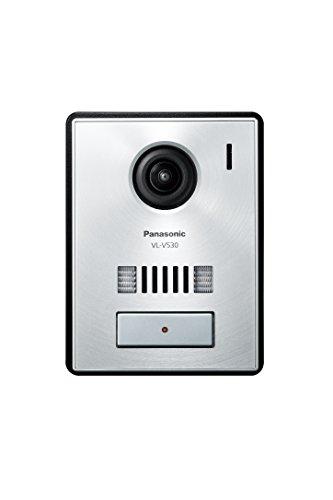 パナソニック テレビドアホン カメラ玄関子機 VL-V530L-S