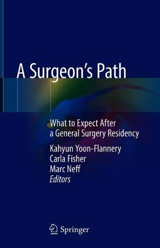 A Surgeon's Path: What to Expect After a General Surgery Residency