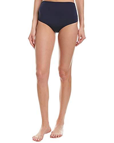 Anne Cole Signature Live in Color Convertible Bikini Bottom, M, Navy