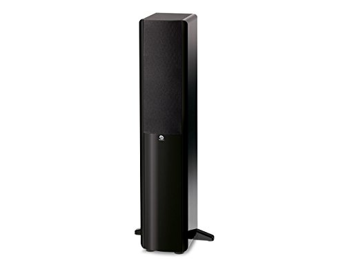 Boston Acoustics Boston ac a250 negro lacado altavoz de suelo