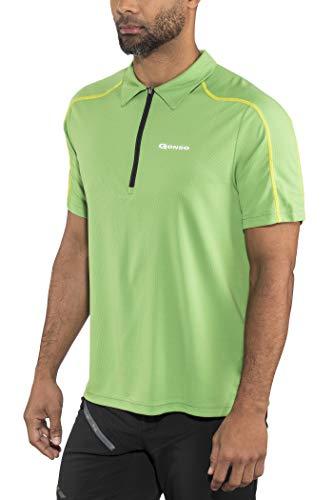 GONSO Herren Bike-Shirt Henrik, Fluorite Green, S, 41304