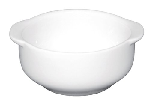 Olympia y141 miniature Pot, blanc (Lot de 12)
