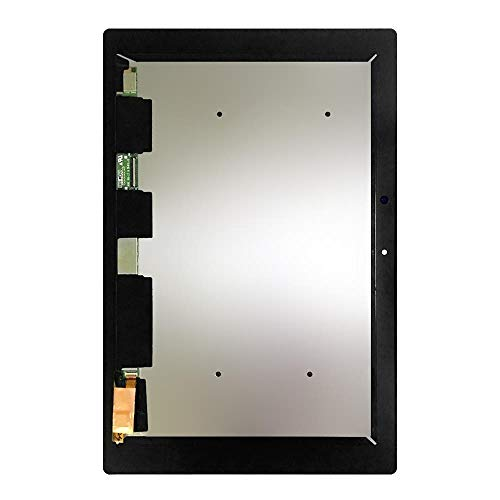 un known For Sony Xperia Tablet Z2 SGP511 SGP512 SGP521 SGP541 Pantalla LCD con Pantalla táctil Reemplazo del Conjunto del digitalizador Accesorios Electrónicos (Color : Black)