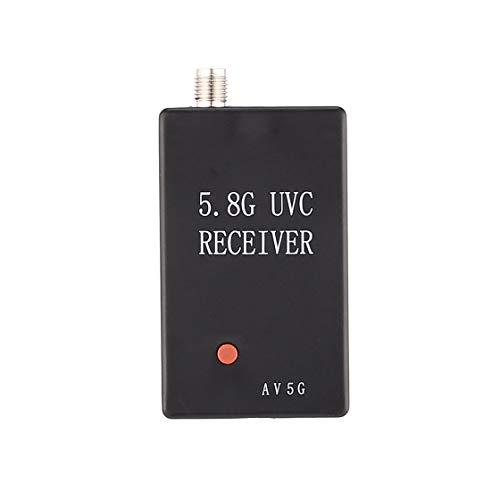 Hermosairis UVC OTG 5.8G 150CH Full Channel FPV-Empfänger für Android-Handy-Tablet-Smartphone-Ersatzteil-Zubehör