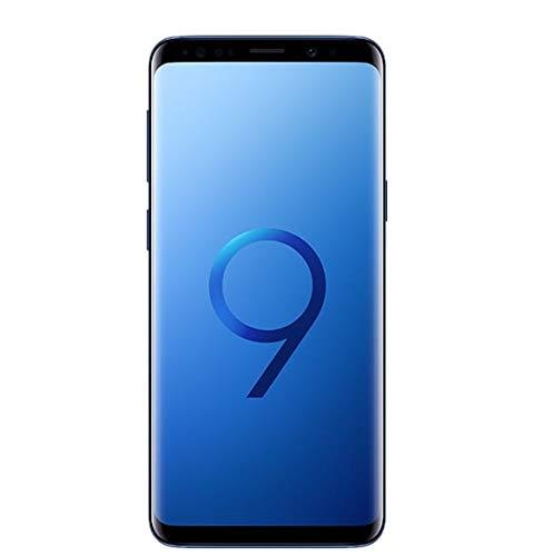 Samsung Galaxy S9+ Smartphone Bundle (6,2 Zoll (15,7cm) 64GB interner Speicher, Android) + Samsung Evo Plus 128 GB Speicherkarte - Deutsche Version