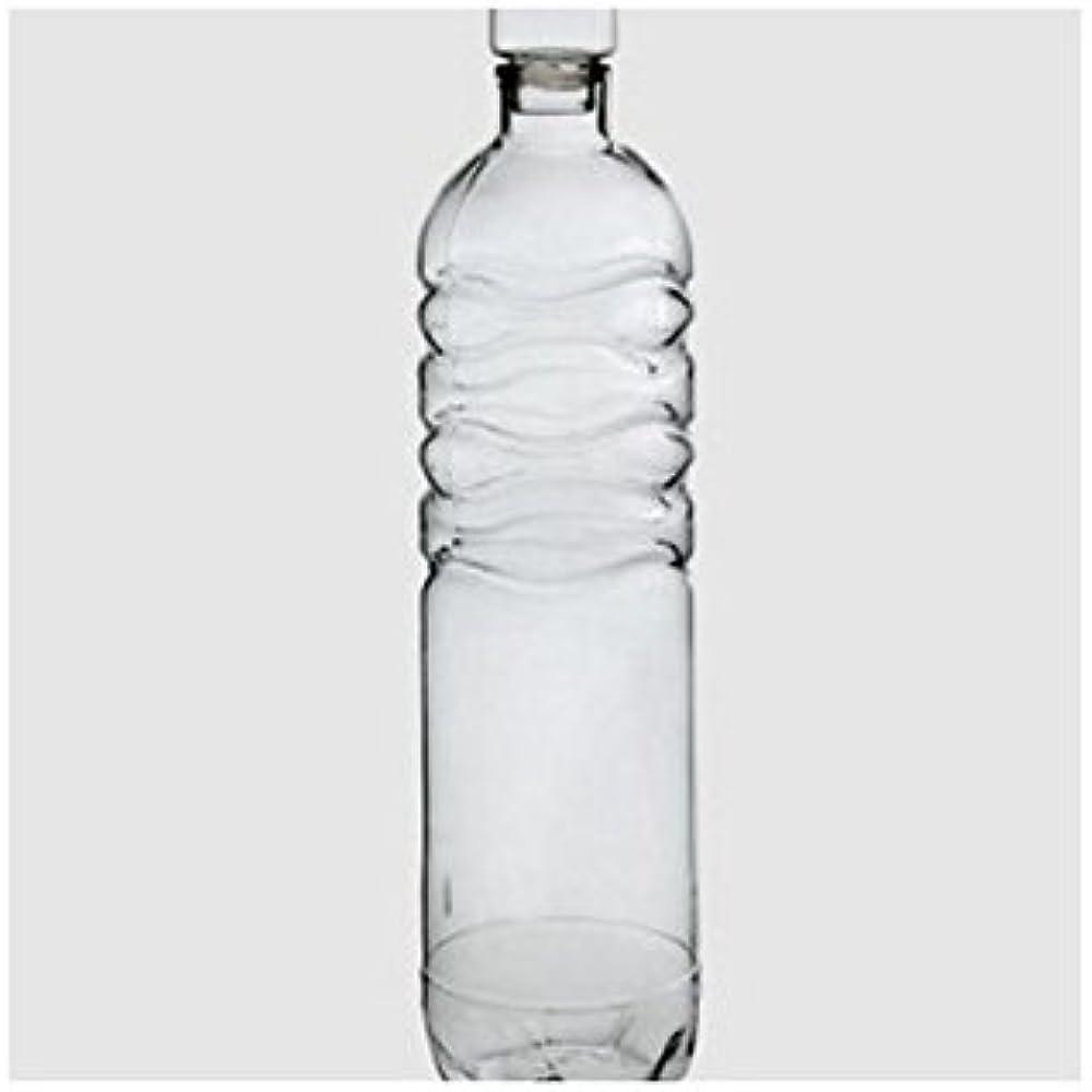 Seletti,si bottle bottiglia in vetro borosilicato con tappo 10624