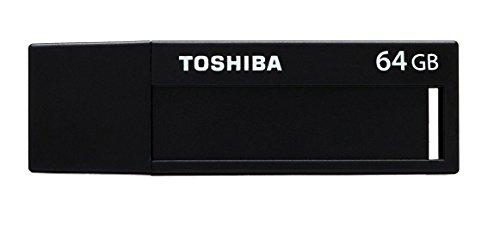 Toshiba TransMemory U302 64GB USB stick USB 3.0 schwarz