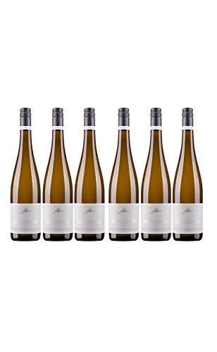 A. Diehl Sauvignon Blanc eins zu eins Wein trocken QbA Deutschland (6 Flaschen)