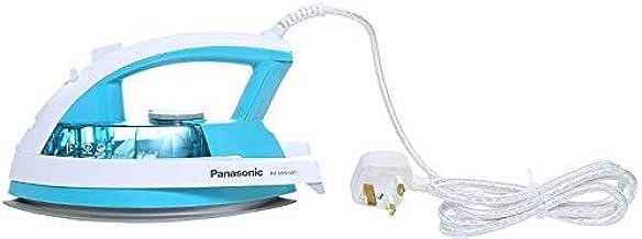 Panasonic Steam Iron 2200w, White & Blue [nijw650]