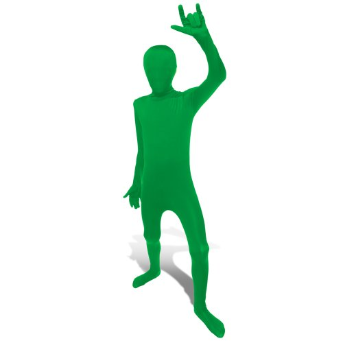 Morphsuits Kids Original (Green. Small)