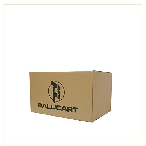 Palucart 20 scatoloni cartone trasloco 430x300x250 mm scatola spedizioni cartoni imballaggio traslochi scatole 43x30x25 cm