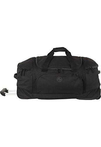 Franky Travel Rollenreisetasche mit Rucksackfunktion 75cm schwarz